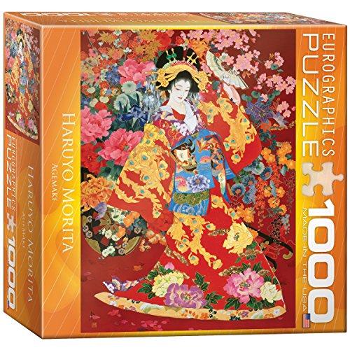 EuroGraphics Agemaki by Haruyo Morita Puzzle (1000-Piece)