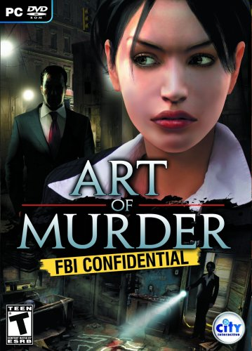Art of Murder: FBI Confidential - PC
